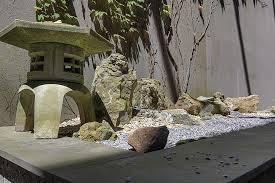 center s zen rock garden