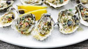 Grilled Oysters Recipe with Beer Butter ...