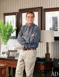 Take a Look Inside Aaron Sorkin's Elegant Office in Hollywood |  Architectural Digest