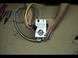 generator transfer switch easy diy