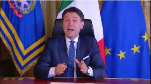 IL PDF DEL DECRETO Conte blinda l'Italia: