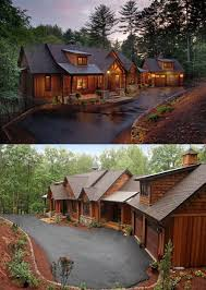 rugged house plan mountain house plans