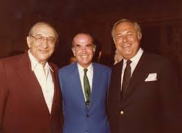 Max M. Fisher, Henry Platt, and A. Alfred Taubman in Palm Beach ...