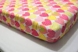 baby bedding girl crib sheet girl boho