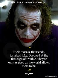 quotes from the dark knight that prove it s still one of the