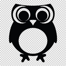 Owl With Big Eyes For Kids Room Decals Wall Stickers Mural Vinyl M0256 Wall Decal Beak Owl Child Animals Room Png Klipartz