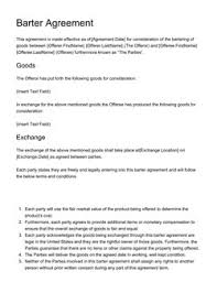 consignment agreement free template