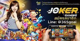 Joker Slot สมัครสมาชิกใหม่ กับเว็บไซต์ทางการของ Joker Gaming