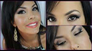 makeup for round shaped eyes you
