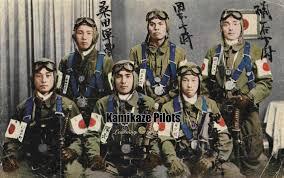 Japanese Kamikaze Pilots: World War II - Learning History