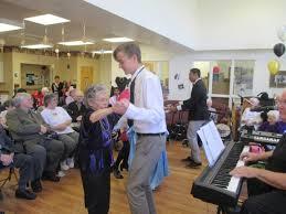 southton care centre hosts senior