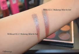 e l f studio makeup mist set