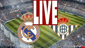 Real Madrid vs Real Betis live stream : Kick off time TV and Live Stream | Real  madrid, Newspaper politics, Current events