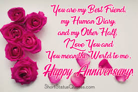 best wedding anniversary status happy anniversary wishes