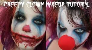 easy scary makeup tutorial
