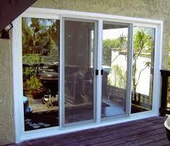 french triple pane sliding patio doors