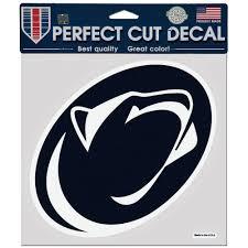 College Ncaa Penn State Nittany Lions Logo Vinyl Car Truck Decal Window Sticker Ncaa Football Sports Mem Cards Fan Shop Cub Co Jp