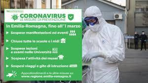 DIRETTA Coronavirus, scuole chiuse e stop agli eventi pubblici ...