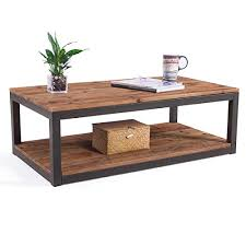 farmhouse style coffee table com