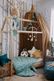55 Funny And Exciting Kids Bedroom Designs You Should Try Toddler Rooms Kid Room Decor Toddler Room