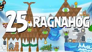 Angry Birds Seasons Hammier Things Level 1-13 Walkthrough 3 Star ...
