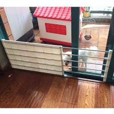 Super Deal 1258b9 Pawstrip Adjustable Pet Gate Dog Fence Baby Safety Gate Pet Isolating Gate Indoor Barrier For Small Dog Cats Closet Organizer Cicig Co