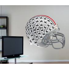 Fathead Ohio State Buckeyes Helmet Wall Dcor Target