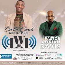 Worship Leaders Lounge with Earnest Pugh - Show 9 (Pastor Adrian ...