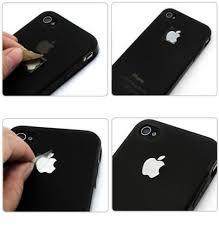 2xsilver Apple Metal Look Logo Sticker Decal For Apple Iphone 5s 5 5c Iphone 4s Apple Stickers Iphone Decal Iphone Decal Stickers