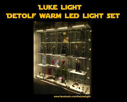 ikea detolf usb led light by luke light