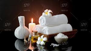 Accessories; aroma; aromatherapy; background; bamboo; bath ...