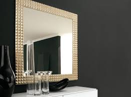 egypt square wall mirror by cattelan