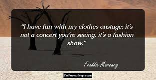 great freddie mercury quotes of all time