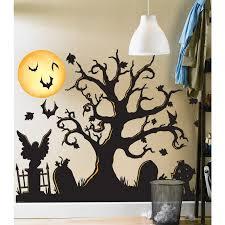 Scary Halloween Wall Decor