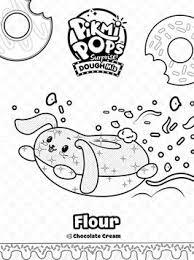 Kids N Fun 46 Kleurplaten Van Pikmi Pops
