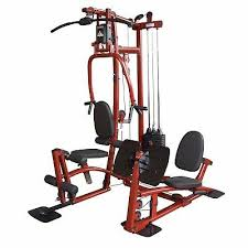 multi station gyms gym with leg press