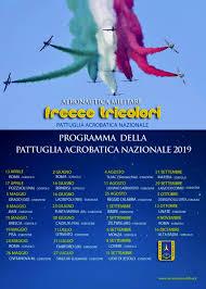 Milano, ecco l'esibizione delle Frecce Tricolori a Linate Eventi a ...