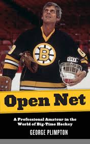 Open Net: A Professional Amateur in the World of Big-Time Hockey ...