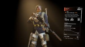 exotic in the division 2