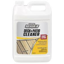 Rust Oleumrust Oleum 128 Fl Oz Deck And Patio Outdoor Cleaner 60635 Dailymail