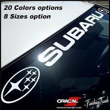 Greatest Subaru Subaru Window Decals
