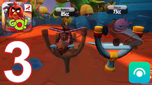 Angry Birds Go! 2.0 - Gameplay Walkthrough Part 3 - Campaign 3 ...