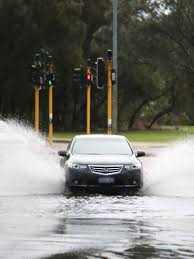 Perth weather delivers winter drenching ...