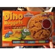 kirkwood dino nuggets dinosaur shaped