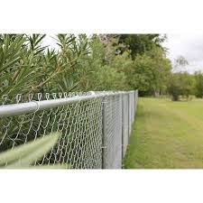Lg055 Gl Cp 1 3 8x10 6 Se In The Chain Link Fence Rails Department At Lowes Com