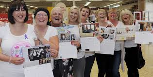 Inspirational south Cumbria women star in new fundraising calendar | The  Mail