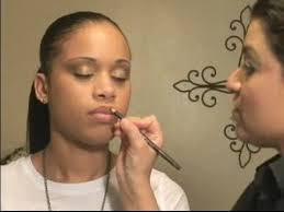 how to apply makeup for dark skin how
