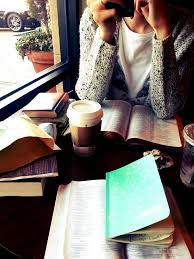 coffee and books the best combination