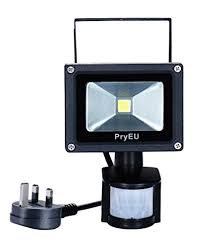 pryeu 10w rgb led floodlight multi