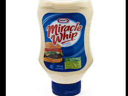 miracle whip nutrition facts eat this